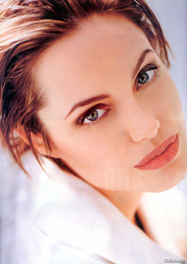 Goddess #1: Angelina