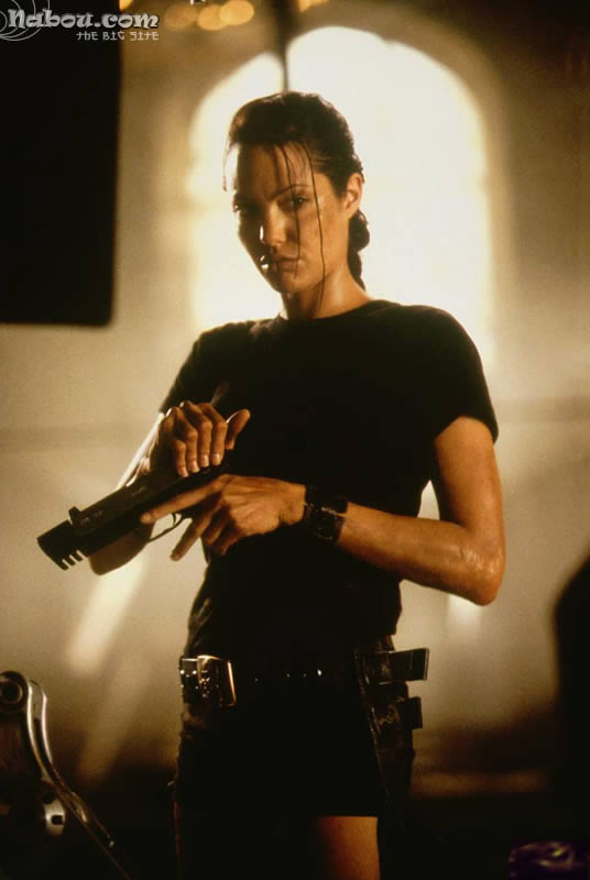 angelina jolie tomb raider pictures. Angelina Jolie Photo - Image